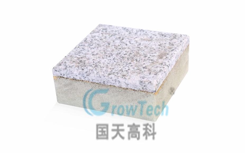 薄石材节能装饰一体板