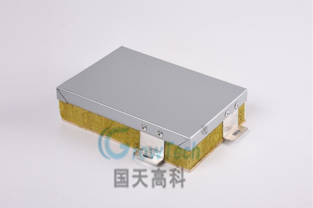 素色铝板节能装饰一体板